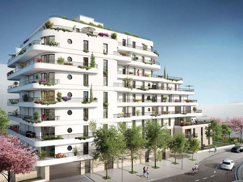 Programme immobilier colombes 92 logement neuf hauts de seine